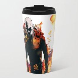 Onepunch Man Travel Mug