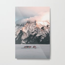 A Pretty Place for Dreaming Metal Print