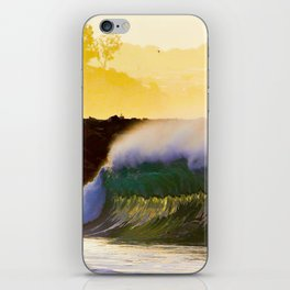 Sunrise Wedge   10/4/13 iPhone Skin