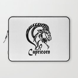 Zodiac for Capricorn Laptop Sleeve