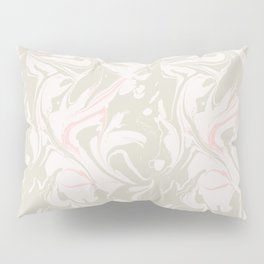 Beige marble pattern Pillow Sham