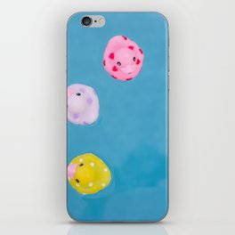 Rub A Dub Dub 2 iPhone Skin
