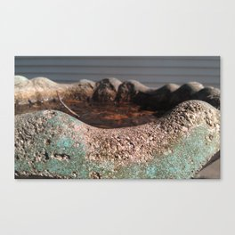 Local Watering Hole Canvas Print