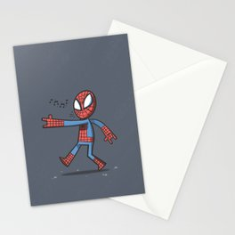 Spidey Walking Stationery Cards