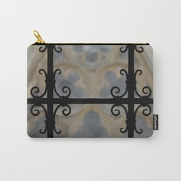 Cloister Detail Carry-All Pouch