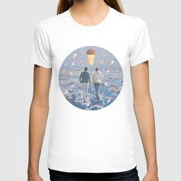 Bill & Nick's Ice Cream Adventure! T-shirt