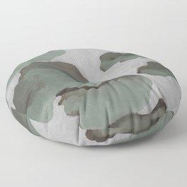 Gray Sky Floor Pillow
