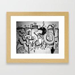 Passion (2) Framed Art Print