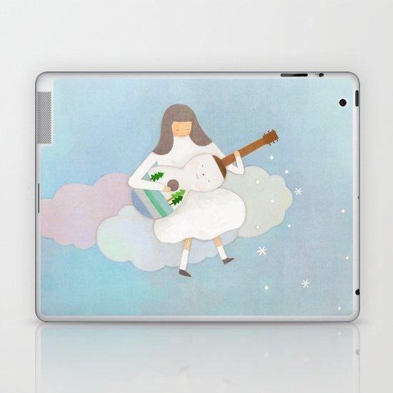 Winter play Laptop & iPad Skin