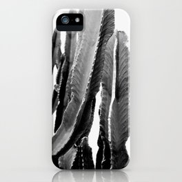 Boho Cactus iPhone Case