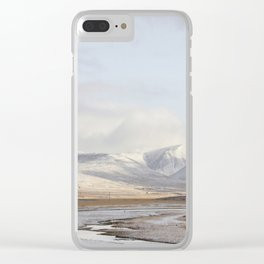 Mountains Are A Feeling II Clear iPhone Case