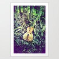 cello Art Prints featuring Cello by Jean-François Dupuis