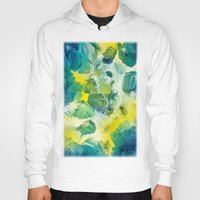 mineral Hoodies featuring Mineral Series - Andradite by ShannonPosedenti