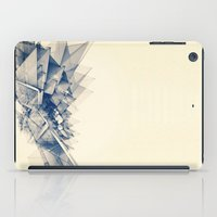 polygon iPad Cases featuring Polygon Tower by Intelligent Pencil