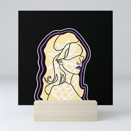 Pineapples III Mini Art Print