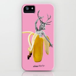 going banana dancer iPhone Case