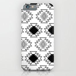 Minimal Tribal Boho Pattern Chic #2 #aztec #decor #art #society6 iPhone Case