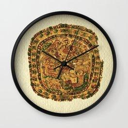 Kelt tapestry Wall Clock