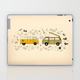 Van Life Laptop & iPad Skin