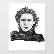 Kylo Ren Canvas Print