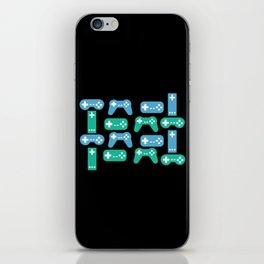 Gaming Control Tools iPhone Skin