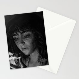 Shiny Objects Stationery Cards