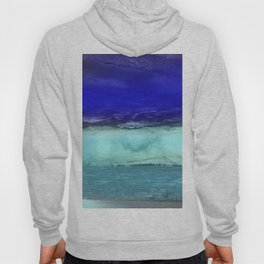 Midnight Waves Seascape Hoody