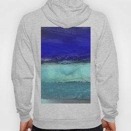 Midnight Waves Seascape Hoody