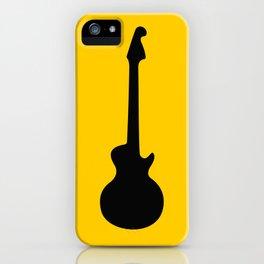 Simple Guitar iPhone Case