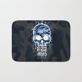 Extreme ride Bath Mat