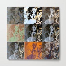Icescape II Metal Print