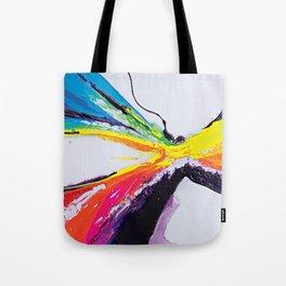 Abstract Art Britto - QB295 Tote Bag