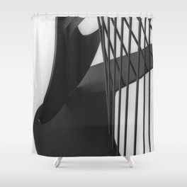 Chicago Sculpture 1 Shower Curtain