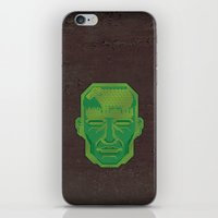 android iPhone & iPod Skins featuring Android Dreams by Doodle Dojo
