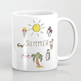 Summer feels Coffee Mug