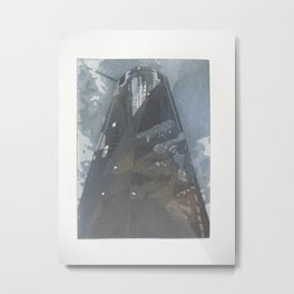Torrespacio Metal Print