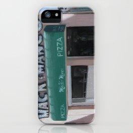 Mack and Manco iPhone Case