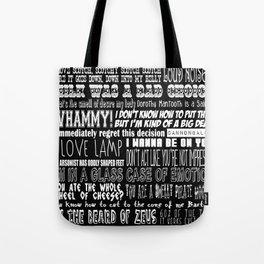 Anchorman Love Tote Bag
