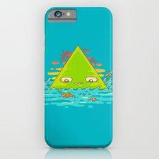 The Bermuda Triangle iPhone 6s Slim Case