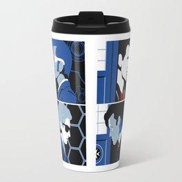 The 4 Doctors (2005-2018) Travel Mug