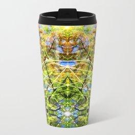 GeoBotanica V2 Metal Travel Mug
