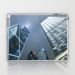 Hong Kong Night City Laptop & iPad Skin