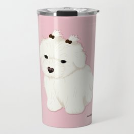 Puppy Travel Mug