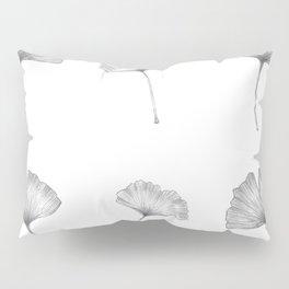 Ginkgo biloba pattern II Pillow Sham