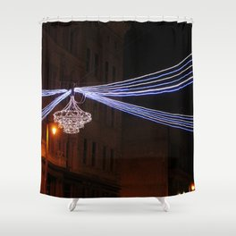 Winter in MKE Shower Curtain