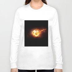 Football, Soccer Ball Long Sleeve T-shirt