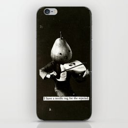 A Terrific Tug for the Rejected iPhone Skin
