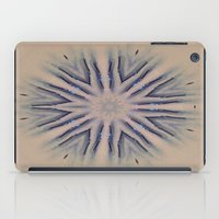 snowflake iPad Cases featuring Snowflake by Shereen Yap