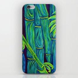 ʻOhe Polū - Blue Bamboo iPhone Skin