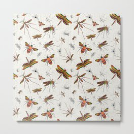 Going Buggy — Alaska Bugs Metal Print